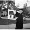 University of Southern California's 60,000th student graduate, 1953