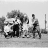 Golf - Rams Playing, 1958