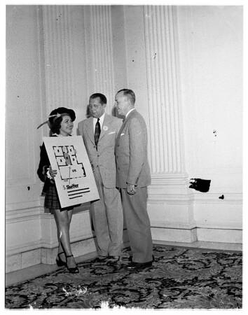 Los Angeles Ad Club, 1951