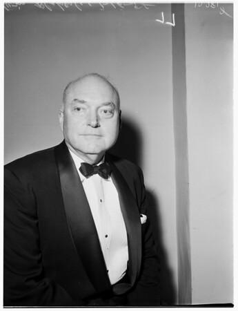 Santa Monica Chamber President, 1958