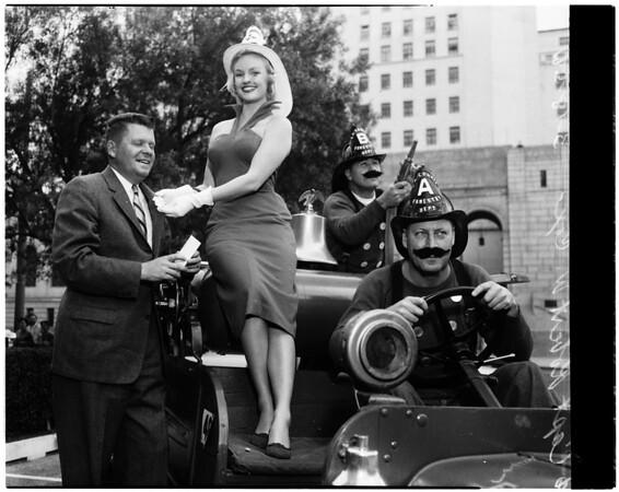 Firemen's Ball, 1958