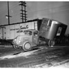 Truck vs. train (Downey Road and Bandini Boulevard), 1951