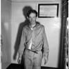 Cop killer caught, 1958