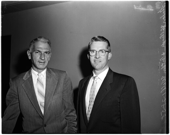 New City County Coordinator, 1958