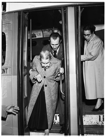 """""""My L.A."""" premiere publicity, 1951"""