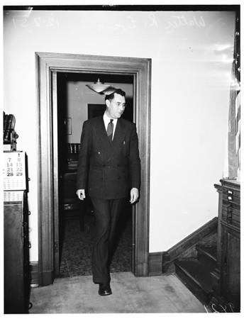 Visiting Judge, 1951