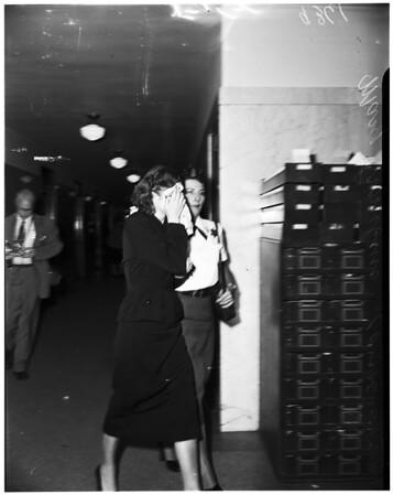 Ogden Street shooting, 1951