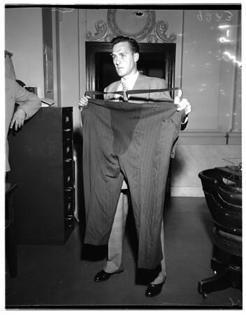 Fur theft, 1951