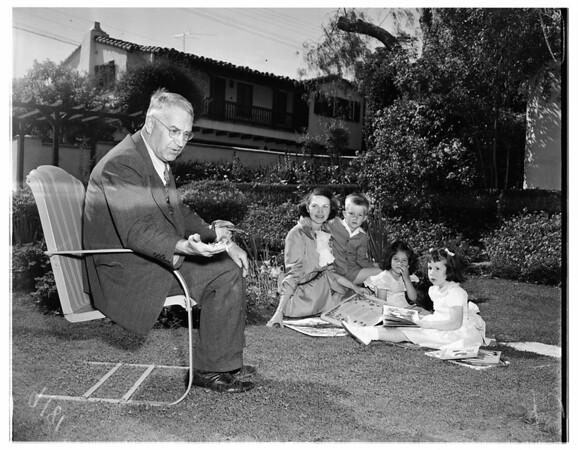 Mother Cabrini Nursery, 1951