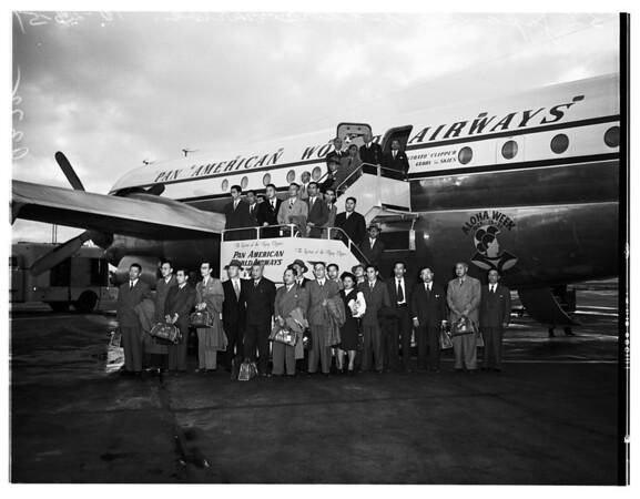 Arrivals, 1951