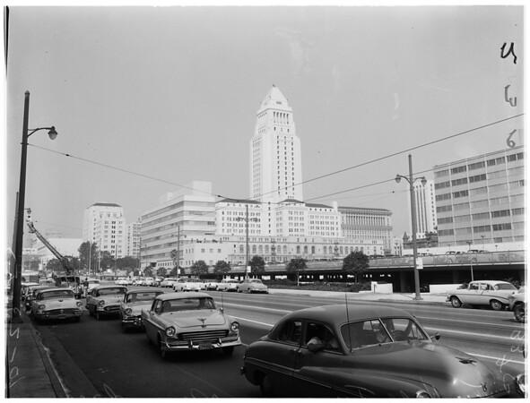 City Hall, 1957