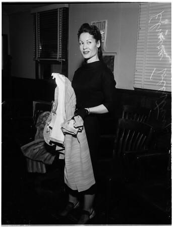 Tollstrup paternity case, 1958