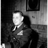 General interviewed, 1958