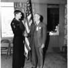 Boy Scout Regional meet in Long Beach, 1951