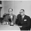 Beaver Press Conference, 1958