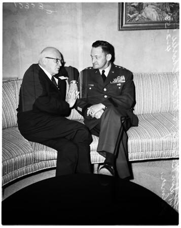General Palmer, 1958