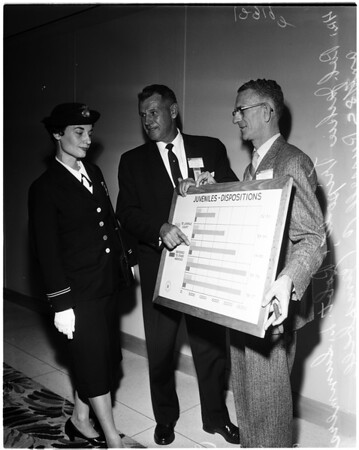 California State Juvenile Officers Association, 1958