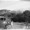 Brush fire in Sun Valley, 1951
