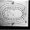 (Copy) Proposed Baseball Diamond Coliseum, 1953
