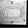(Copy) Proposed Baseball Diamond Coliseum, 1953