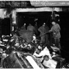 Woman dies in garage fire at 6293 Delongpre Avenue in Hollywood, 1958