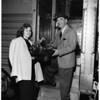 Steinberg arrival, 1951