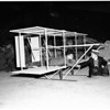First flying machine, 1951
