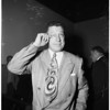 Brutality hearing, 1952