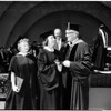 Los Angeles State College graduation, 1958