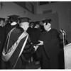 Sea Captain graduates, 1952