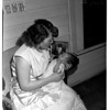 Baldwin Park war baby (family of Sergeant Leo B. Smith), 1951