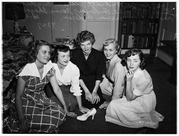 Cinderella contest,1951