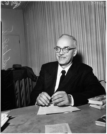 7th Day Adventist, 1958