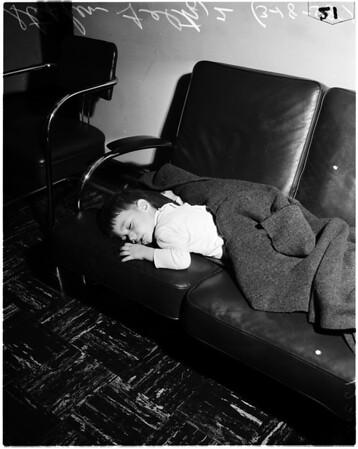 Lost boy, 1958