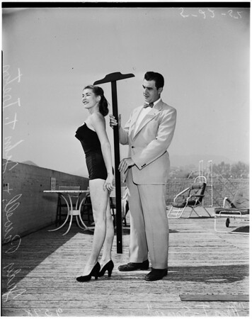 Miss T-Square, 1952, 1952.
