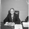Appointed Chief Administrative Officer, 1958