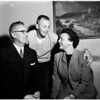 Los Angeles Presbytery moderator, 1958