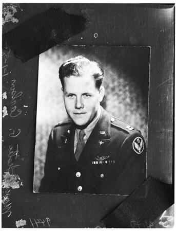Missing Airman, 1952