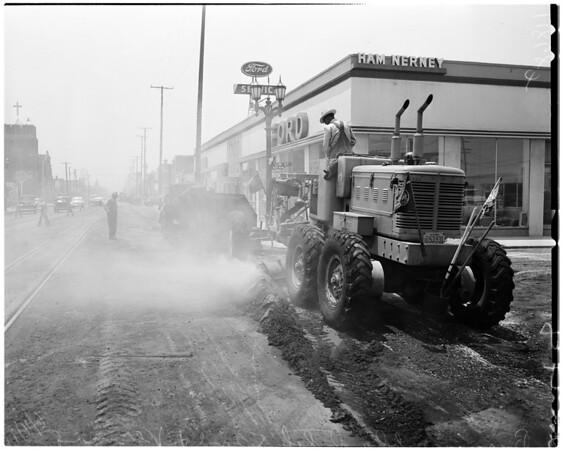 Smog, 1956
