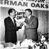 Honorary mayor of Sherman Oaks, 1958