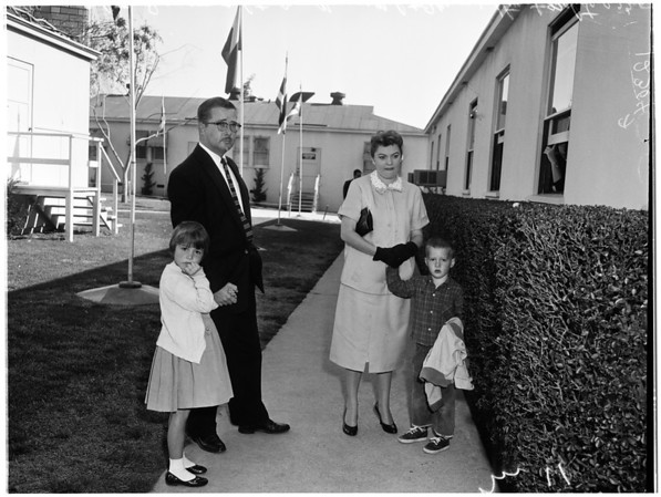 Child custody, 1958.