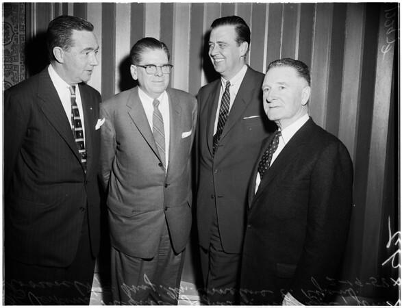 Vice President Nixon, 1958.