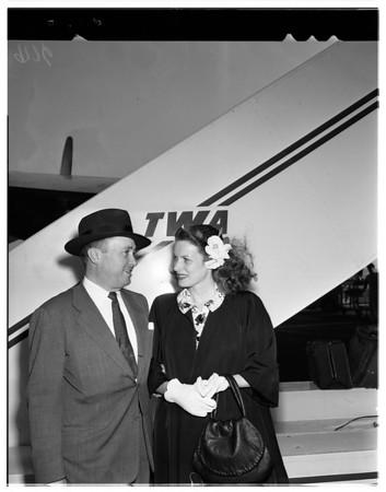 Maureen O'Hara, 1951