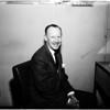President of Mid West stock exchange, 1958