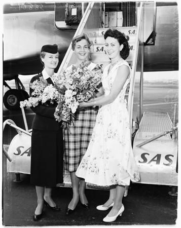 Palmdale lilac show, 1958