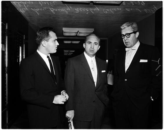 Cohen assault case, 1958