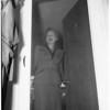 Communist suspect, 1951