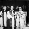 Episcopal ordination, 1958