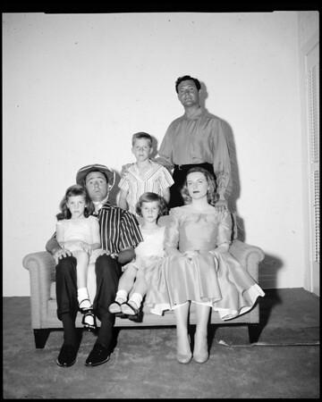 Rowan and Martin -- Comedians, 1957