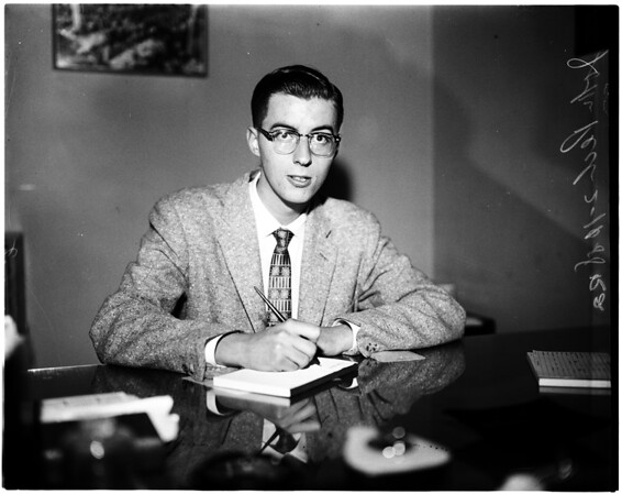 Examiner Scholastic Sports Association, 1958